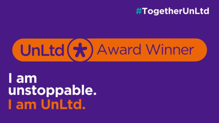 Read more about the article UnLtd Award Winner