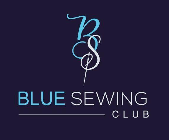 Blue Sewing Club